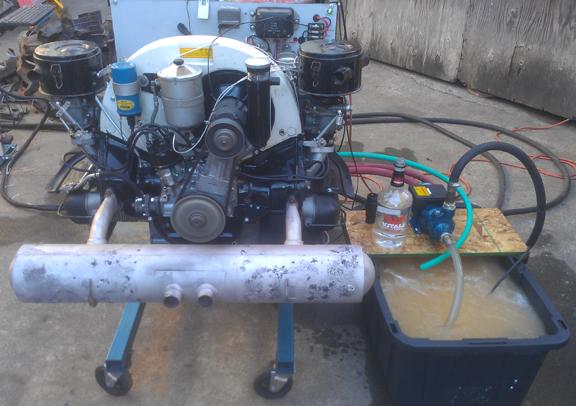 Dyno+Engine+Stand Our Stuska Engine Dynamometer